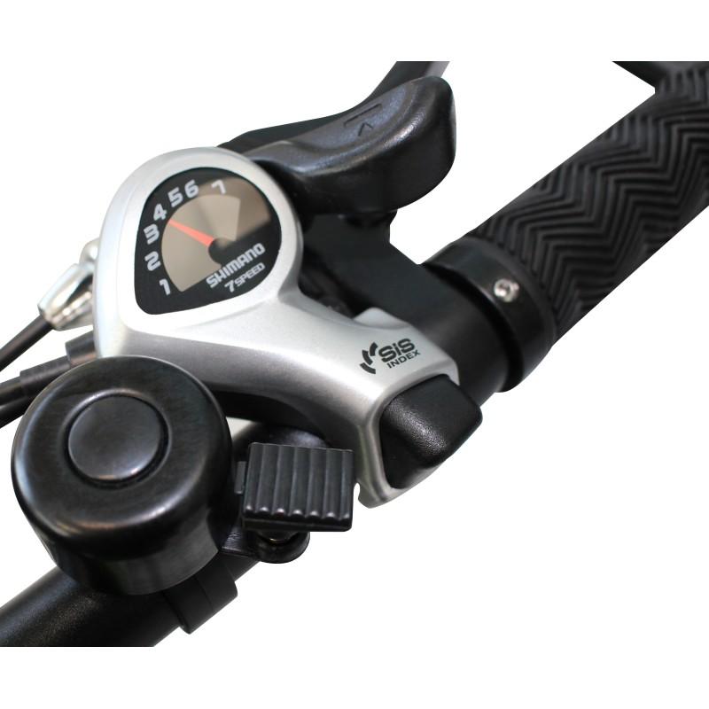 Backpack anti-theft waterproof Black (41774)