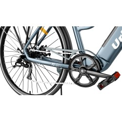 GIANT INFLATABLE RIDE-ON GLITTER UNICORN